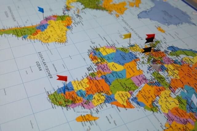 recommended countries for study abroad